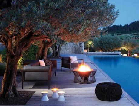 arredo giardino roma - accessori per esterno - Arredamento Zen Roma