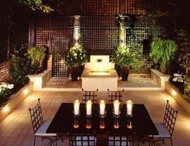 set da giardino