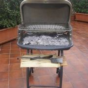 Barbecue a carbonella