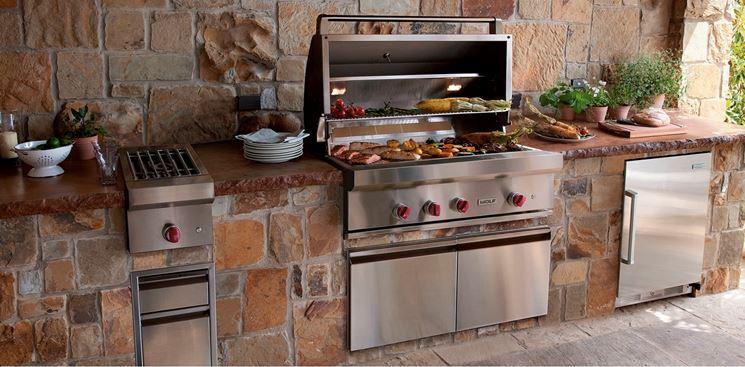 Barbecue a gas - Barbecue - Barbecue a gas utilizzi