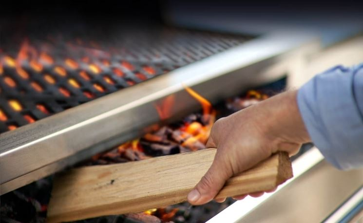 legna barbecue