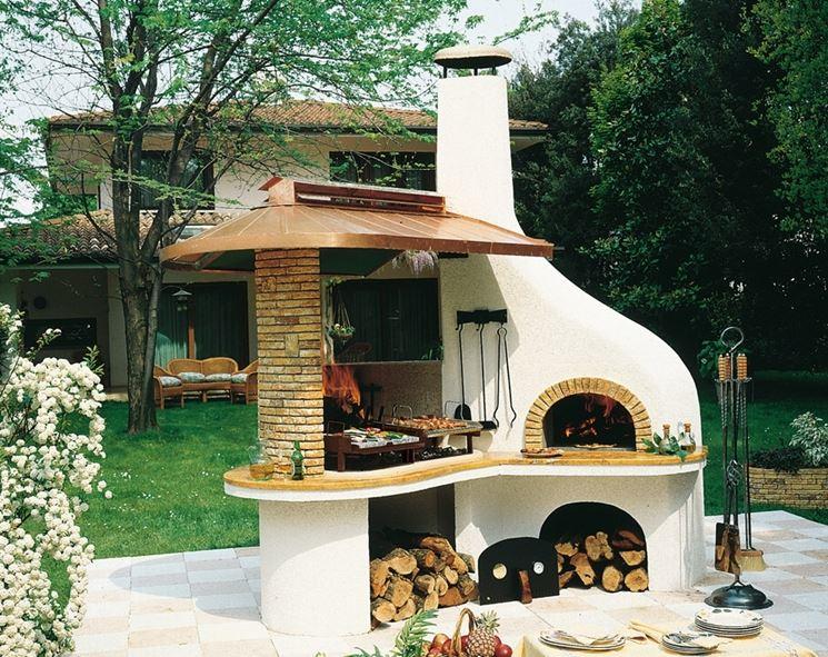 Barbecue in muratura   barbecue   barbecue in muratura da giardino