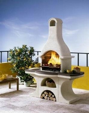 Barbecue milano barbecue for Arredo giardino milano