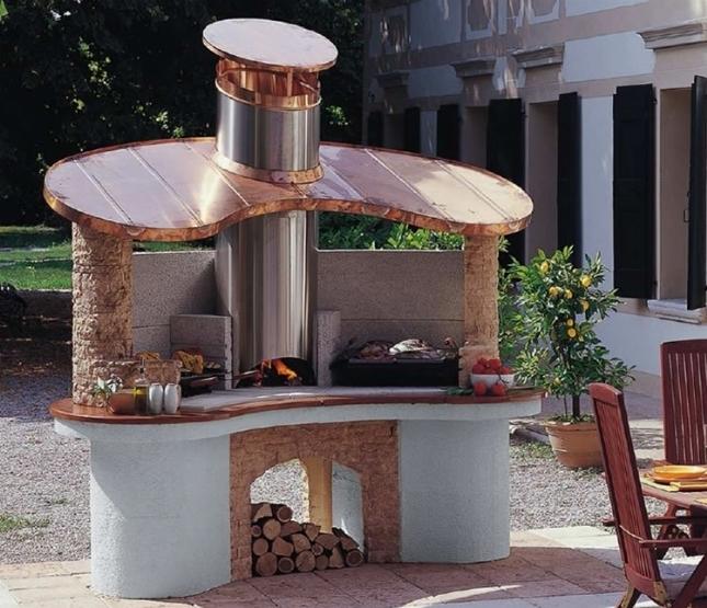 Barbecue torino barbecue for Arredo giardino torino