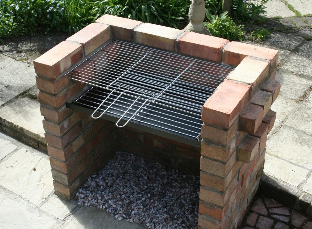 Costruire barbecue barbecue - Barbecue esterno ...