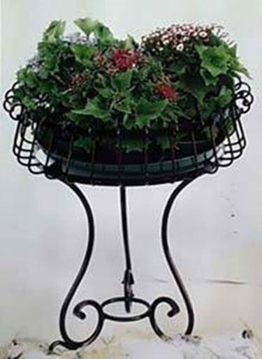 Fioriere in ferro battuto fioriere e vasi for Fioriere in ferro