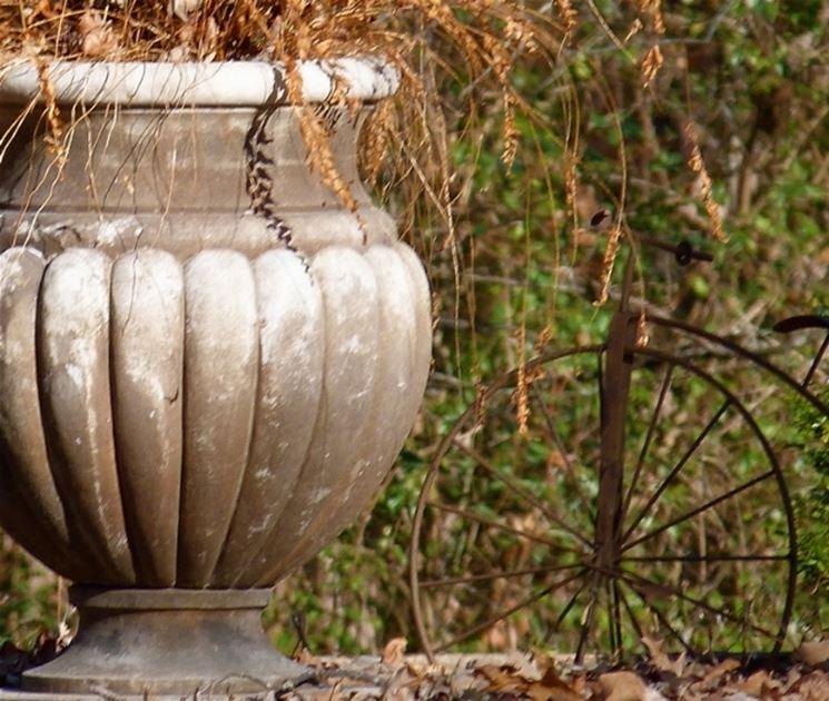 Vasi antichi - Fioriere e vasi