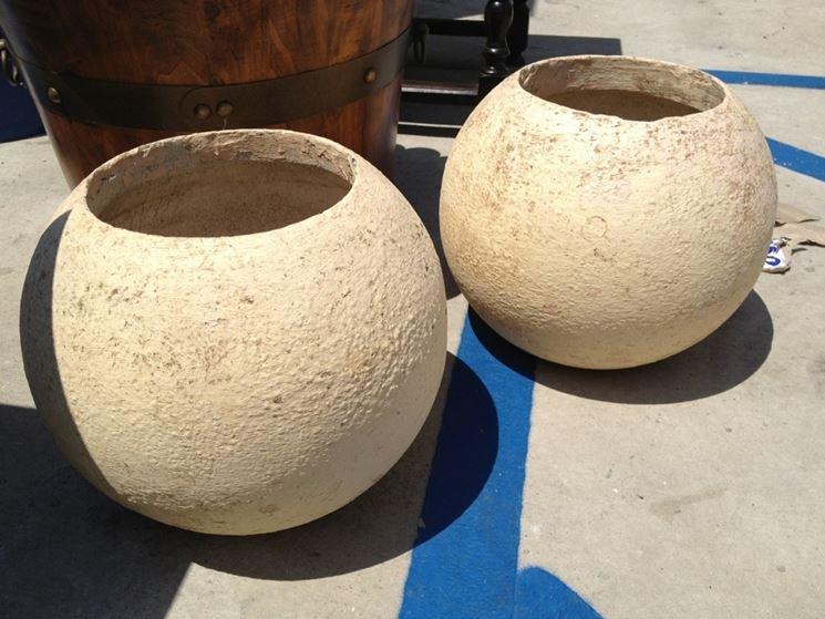 Vasi ceramica fioriere e vasi vasi in ceramica for Vasi arredo giardino