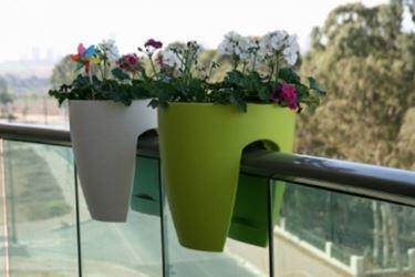 Vasi da balcone - Fioriere e vasi