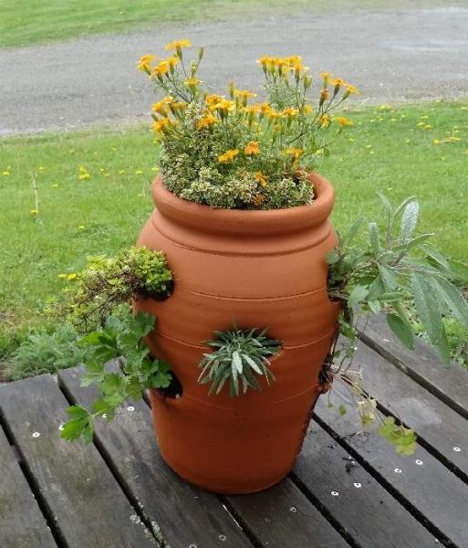 Vasi esterno fioriere e vasi - Vasi in giardino ...