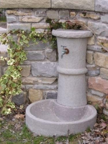 Speciale moda donna primavera estate fontane per giardino in pietra - Fontane da giardino in pietra ...