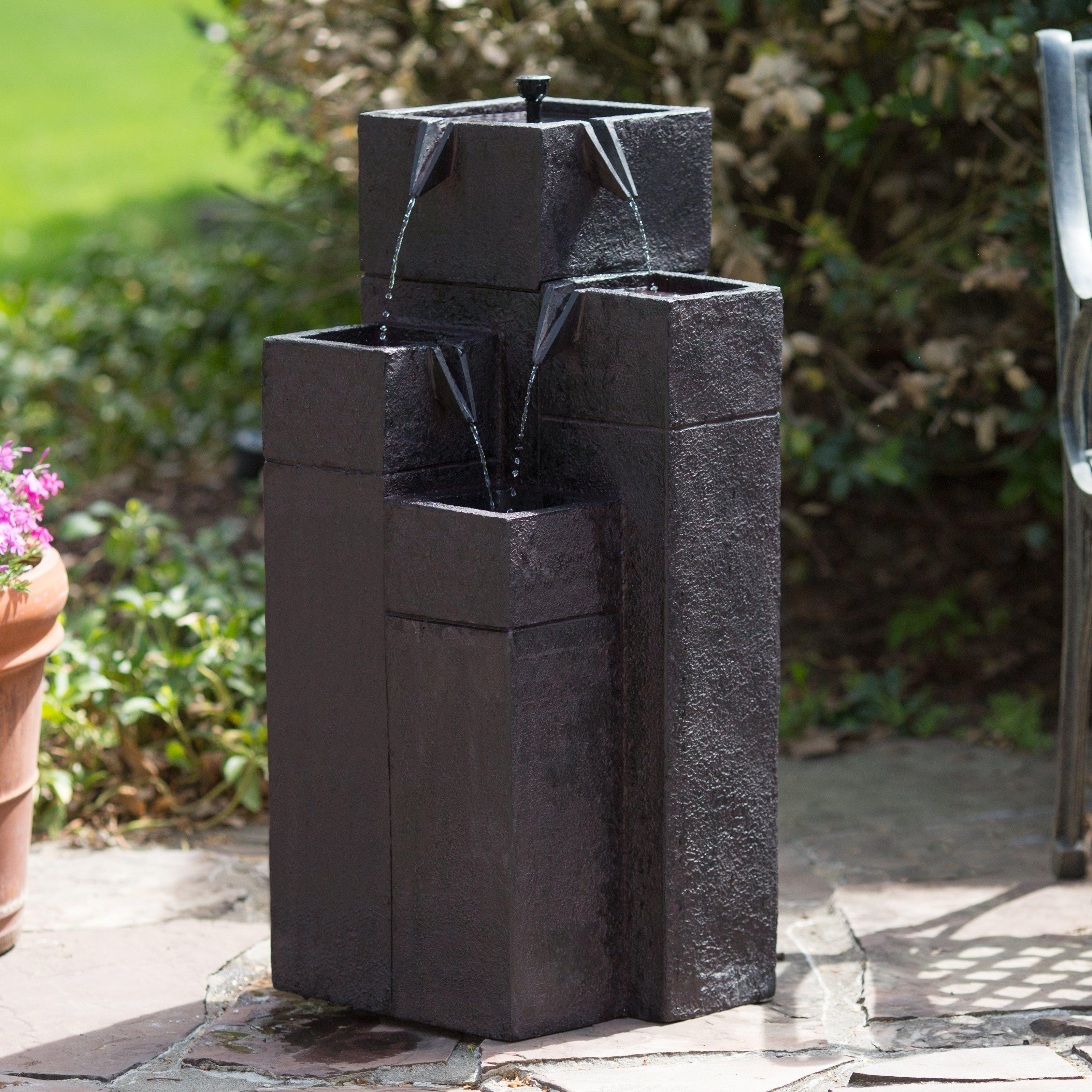 Fontane da giardino a parete: ... fontane da parete   ideal ...