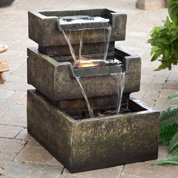 fontane per interno