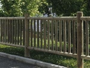 Pali recinzioni recinzioni - Recinzioni mobili per giardino ...