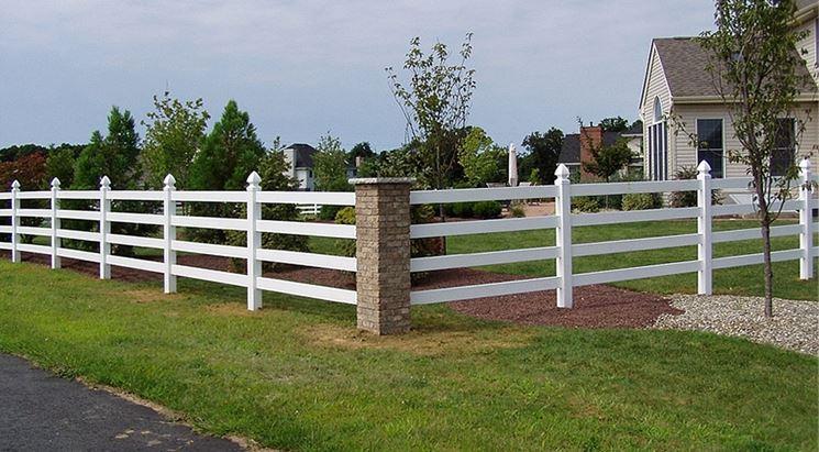 recinzione in pvc 1