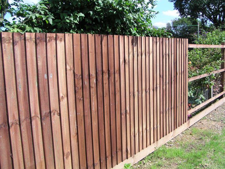 Recinzioni per giardino recinzioni - Recinzioni per giardini ...