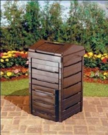 compostiera attrezzi da giardino