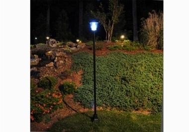 Lampade solari illuminazione giardino
