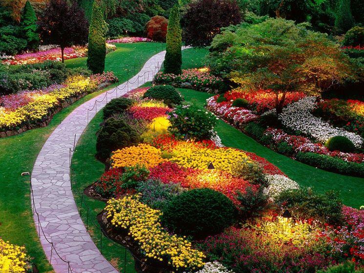 fare un giardino - prato - Come Realizzare Un Giardino Zen