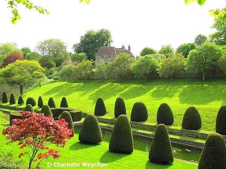 Giardino inglese prato for Giardini inglesi