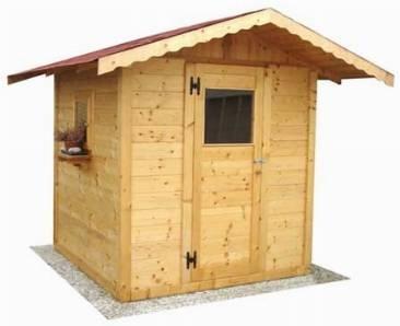 Casette in legno da giardino casette da giardino - Costruire una finestra ...