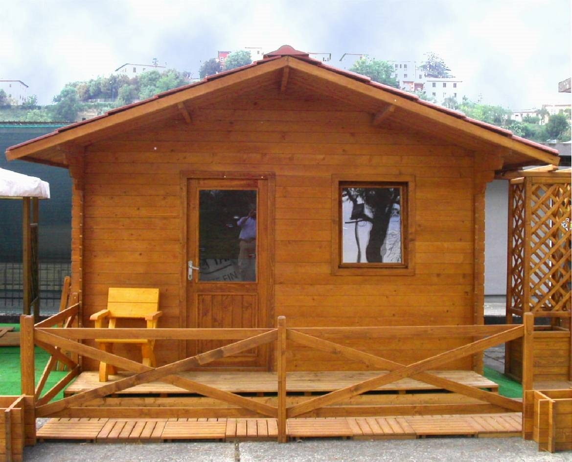 Casette in legno da giardino - Casette da giardino