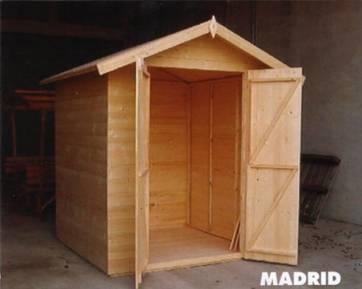 Casette per attrezzi casette da giardino - Casette in legno per giardino ...