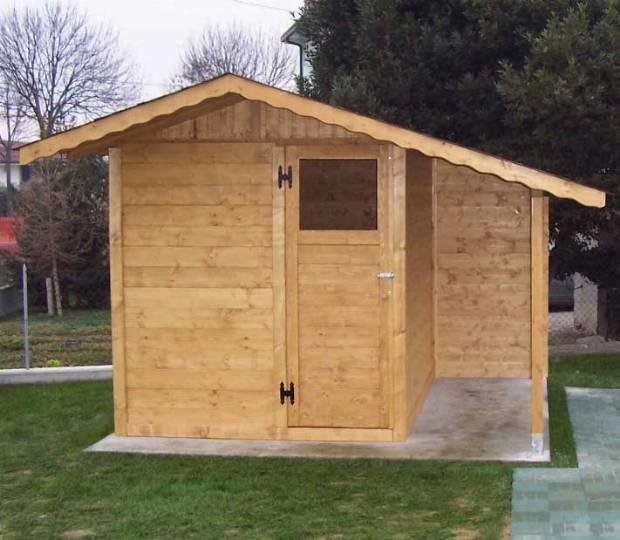 Vendita casette per giardino casette da giardino - Casette legno giardino prezzi ...