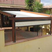 Awesome Pergolato Terrazzo Images - Idee Arredamento Casa - baoliao.us