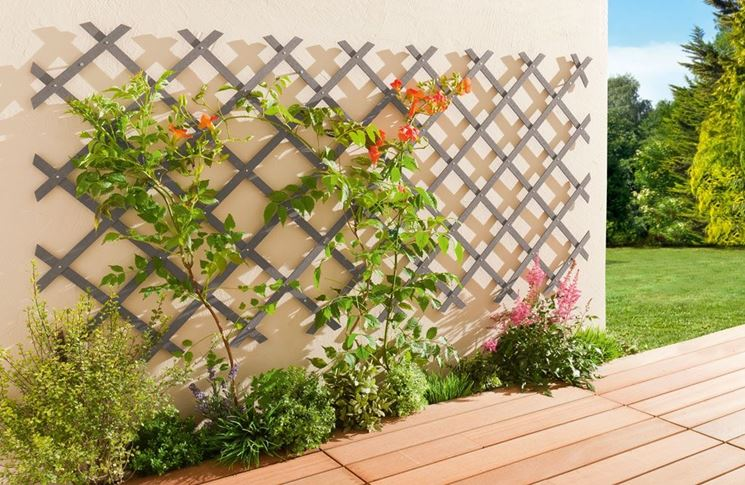 Grigliati In Plastica Per Giardino.Grigliati Pvc Grigliati Per Giardino Tipologie Di