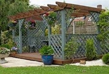 pergolati da giardino - Pergole