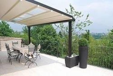 pergole in alluminio pergole. Black Bedroom Furniture Sets. Home Design Ideas