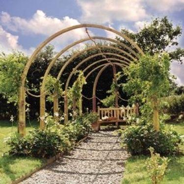 porticati giardino