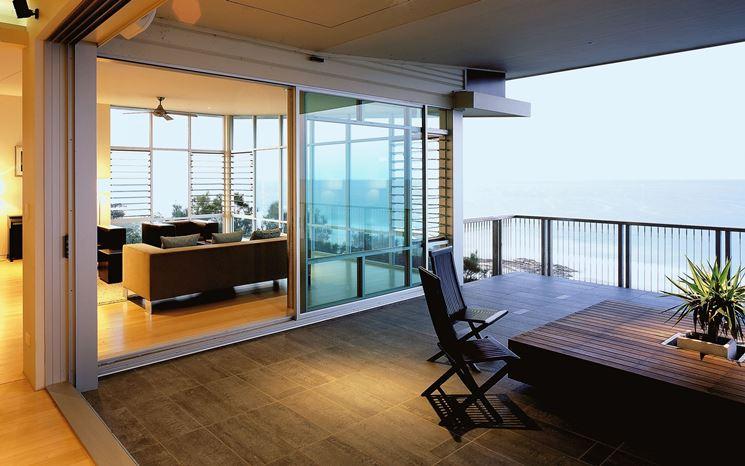 Verande in legno - Pergole - Le verande in legno