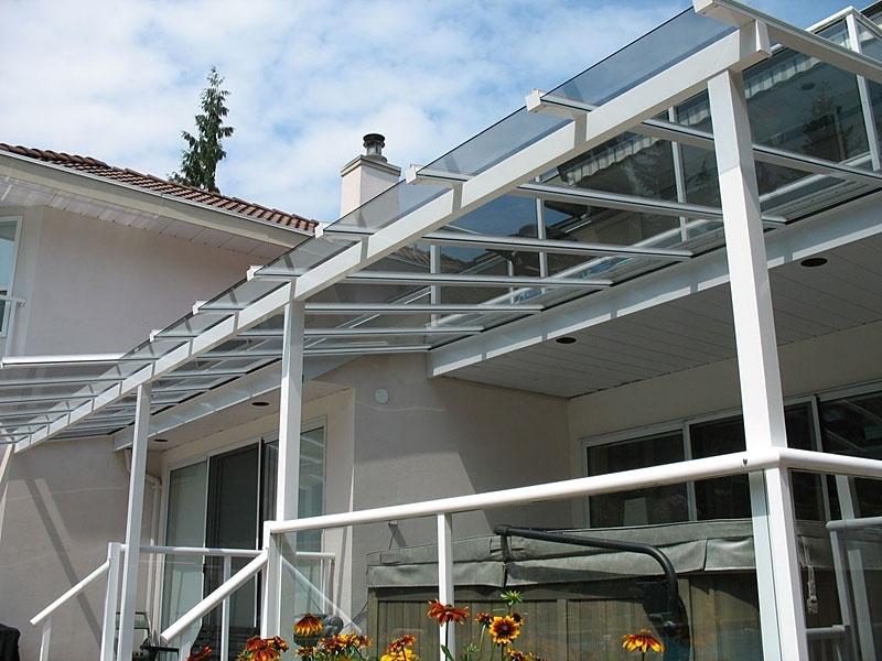 Struttura terrazzo – parquet per interni