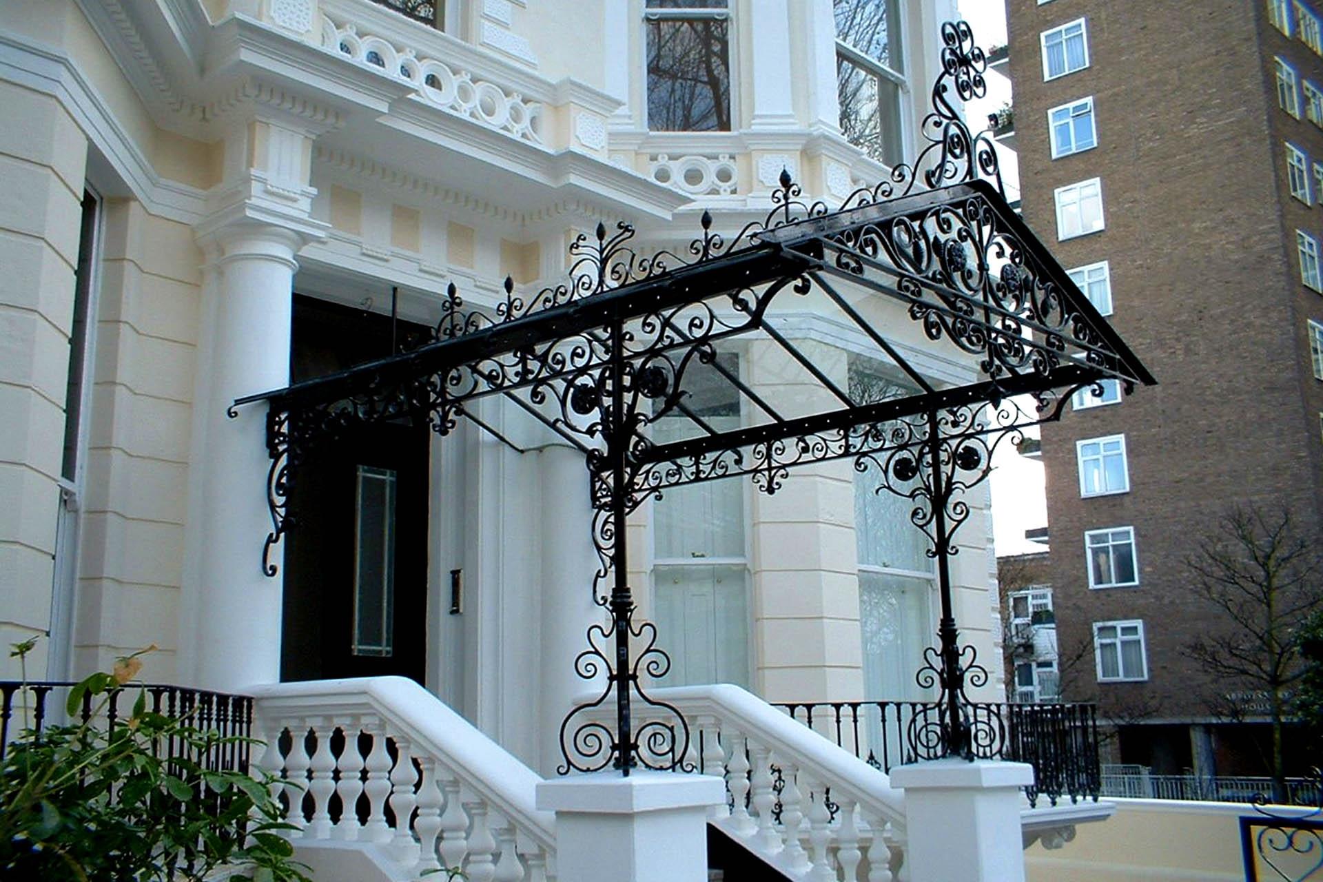 Il meglio di potere tettoie in legno e vetro casette - Tettoie da giardino in ferro ...