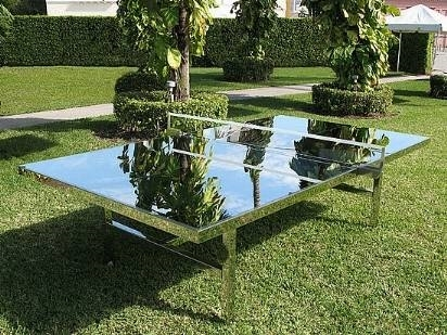 Tavoli Da Giardino In Cemento.Tavolo Ping Pong Altri Giochi Da Esterno Tavoli Da Ping Pong