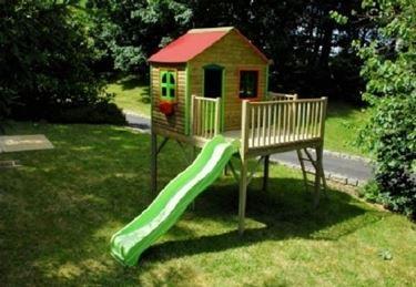 casette bambini giardino