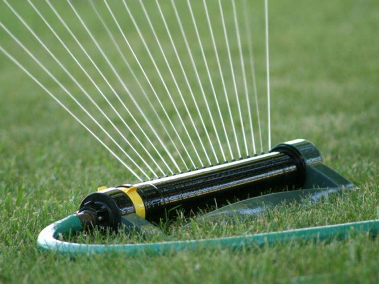 Tubi Irrigatori Progetto Impianto Irrigazione