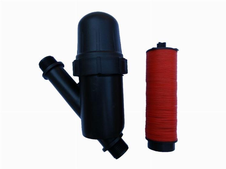 filtri per irrigazione