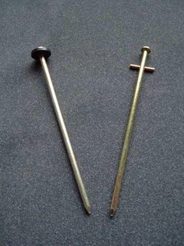 Un esempio di picchetti.