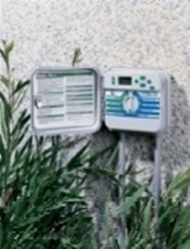 Programmatori a batteria impianto di irrigazione a goccia for Programmatore irrigazione a batteria claber