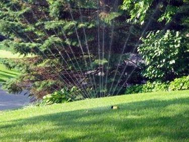 Irrigatori oscillanti