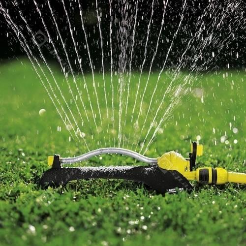 Irrigatori oscillanti impianto irrigazione fuori terra for Irrigatori fuori terra