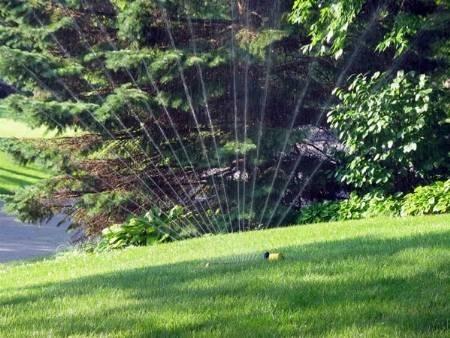 Irrigatori Oscillanti Impianto Irrigazione Fuori Terra