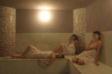 Gli spazi del bagno turco