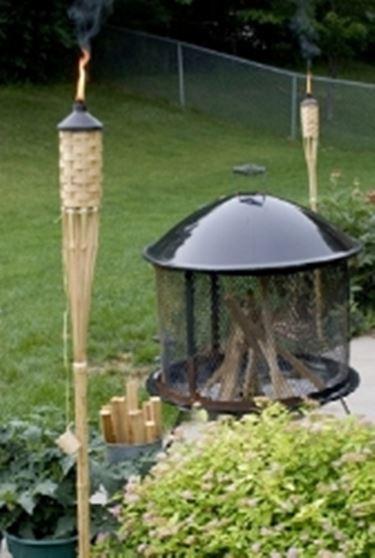 Candele da giardino complementi arredo per esterni - Candele per esterno ...