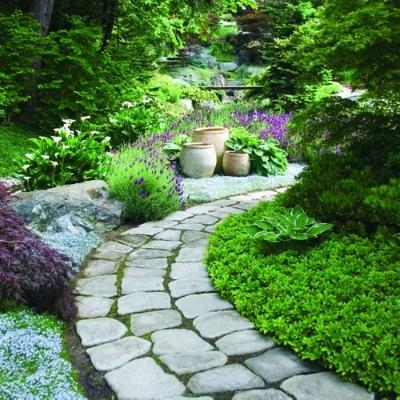 pavimentazione giardino outdoor : Pavimentazione Pietre Decorative Il Giardino Zen Pietre Da Giardino L ...