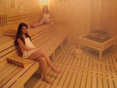 Indicazioni per la sauna