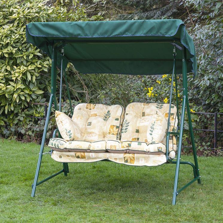 Dondoli da giardino mobili giardino dondoli per il for Sedia a dondolo nursery